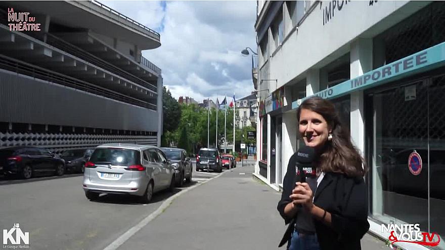 Nantes & Vous TV : LA NUIT DU THEATRE - La Fabrique à Impros
