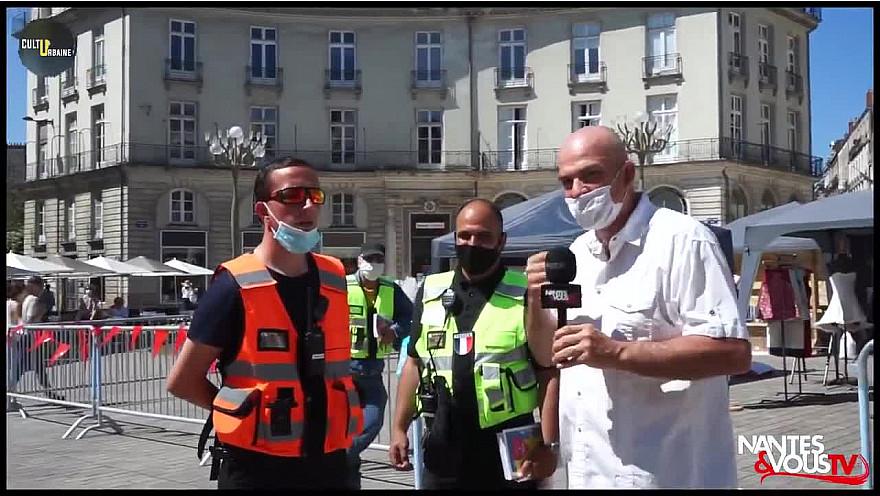 Nantes & Vous TV - Sécurité évènementielle avec SENS 44